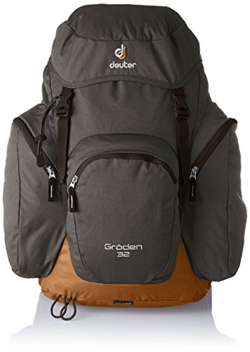 Deuter Groden 32 Day Hiking Backpack, Anthracite/Lion by Deuter