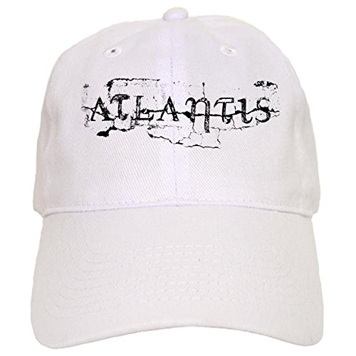 e2a4203fcbe1e CafePress - Atlantis Cap - Baseball Cap with Adjustable Closure