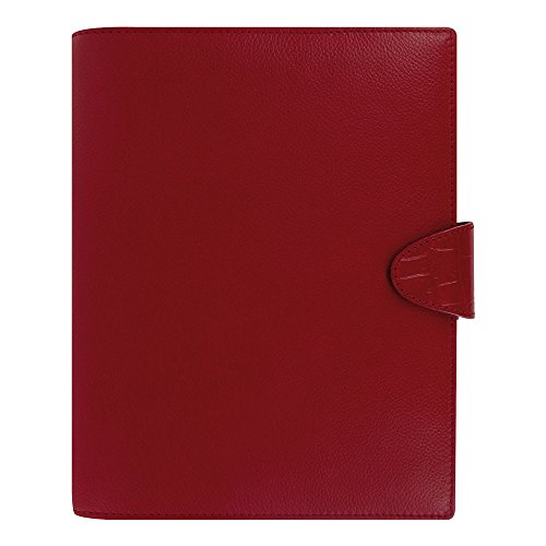 Rediform Filofax 2016 A5 Organizer, Calipso Red, 8.25 x 5...