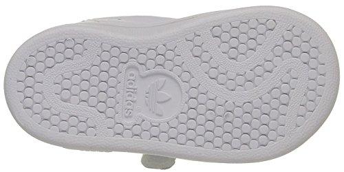 adidas Stan Smith CF I - Zapatillas Para Niños Blanco / Rosa