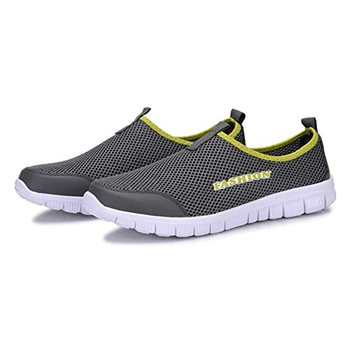 Men Gray Dark Women Shoes Fitness Surfing Outdoor Unisex Beach and For Shoes Shoes vqC6anZn7w