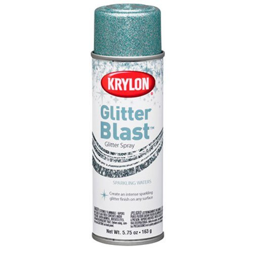krylon spray paint glitter - 7