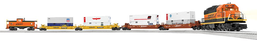 Lionel's Newly Delivered ES44AC's: A First Look | O Gauge ...