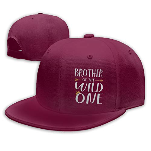 996ICU Baseball Cap Hat Brother-of-The-Wild-One Adjustable Snapback Hip-hop Cap Womens Mens