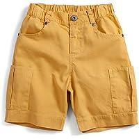 Bermuda Possibilidades Green Amarela - Infantil Menino