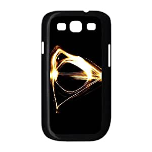 Deathly Hallows Samsung Galaxy S3 9 Cell Phone Case Black TPU Phone Case SV_108898