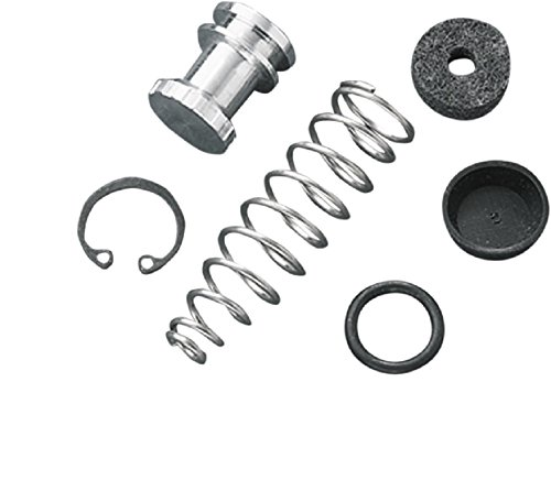 Orange Cycle Parts Front Brake Master Cylinder Rebuild Kit for Harley Shovelhead 1973 - 1981 Replaces # 45063-72 ()