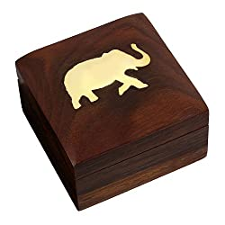 Wooden Jewellery Box by ShalinIndia