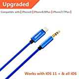 Best Stereo Jack For IPhones - [Upgraded] Lightning to 3.5mm Male Aux Stereo Audio Review