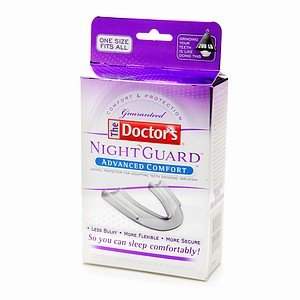 The Doctor's NightGuard Advanced Comfort Dental Protector 1 ct (Quantity of 2)
