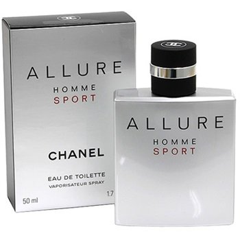 (Chânêl Allure Homme Sport Eau De Toilette Spray for man, EDT 1.7 Ounce, 50 ML )