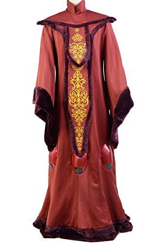 Cospl (Star Wars Padme Amidala Costumes)