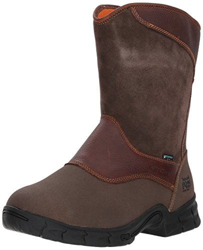 PRO Met Excave Work Men's Wellington Timberland Tumbled Boot Brown TtUqdwxnR