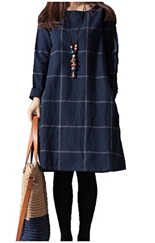 Quilted Womens Dress - 3