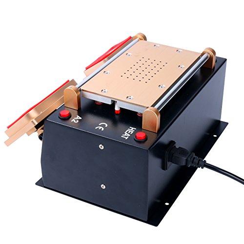 YaeTek 3 IN 1 MIDDLE BEZEL FRAME SEPARATOR MACHINE+ LCD SCREEN +BUILT IN VACUUM PUMP by YaeTek (Image #2)