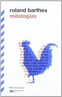 Mitologías par Barthes
