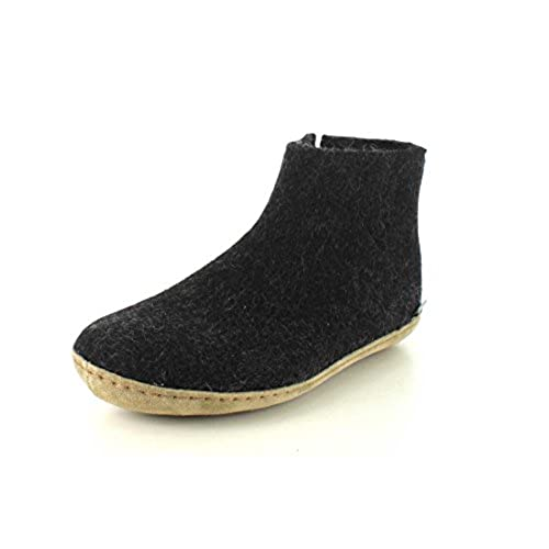 744de971542b best Glerups Unisex Model G Natural Wool Boot Slipper - holmedalblikk.no