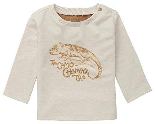 Noppies U Tee Ls Hester Tekst T-Shirt Unisex Baby