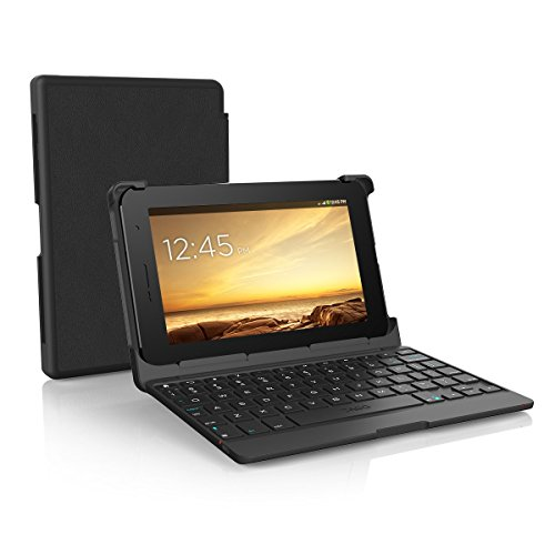 Freedom Pro Bluetooth Keyboard Android Driver: ZAGG Folio Case, Hinged With Bluetooth Keyboard For Android