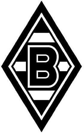 Amazon Com Borussia Monchengladbach Fc Germany Soccer Football Sticker Graphic Auto Wall Laptop Cell Truck Sticker Easy Stick Sticker Graphic Automotive