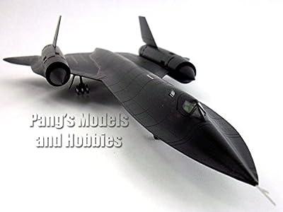 Lockheed SR-71 Blackbird - 1/72 Scale Diecast Model
