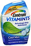Cheap Centrum VitaMints Multivitamin/Multimineral Supplement Adult Chewables Cool Mint – 60 ct, Pack of 4