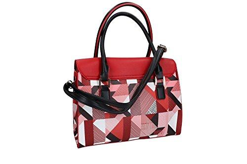 strap LAURA red Bag woman VN1584 woman Bag shoulder BIAGIOTTI shoulder YXqAq