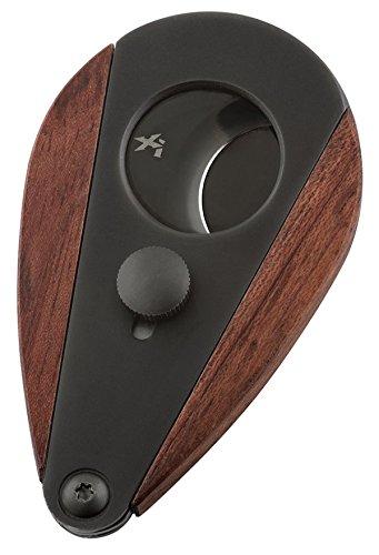 Xikar Xi3 Cutter - Xikar Xi3 Cigar Cutter - Phantom Redwood