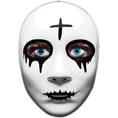 Cross Mask The Purge Anarchy Movie Horror Killer Purge Mask,Halloween Costume