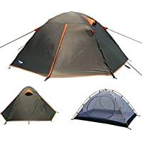 Luxe Tempo 2 Person Tents for Camping Backpacking 3-4...