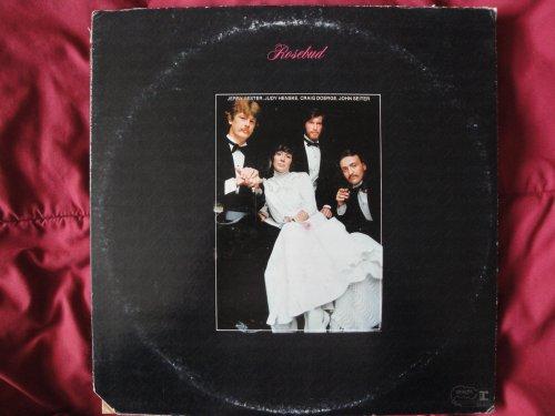 ROSEBUD Original 1971 Reprise Straight RS-6426 Stereo Viny Lp Jerry Yester, Judy Henske, Craig Doerge, John Seiter Psycedelic Folk Rock Classic Record EX