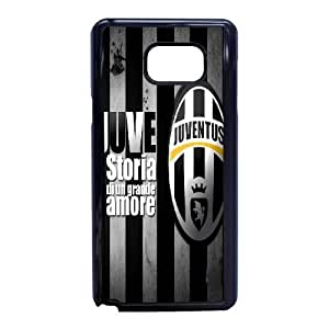 Plastic Case Trwdpv Samsung Galaxy Note 5 Cell Phone Case Black Juventus Generic Design Back Case Cover