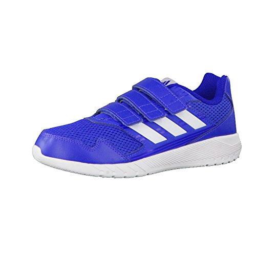 adidas Performance Kinder Hallenschuhe blau 29