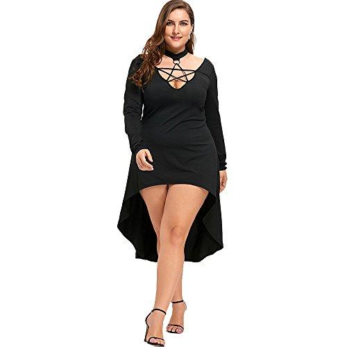 4x gothic dresses - 5
