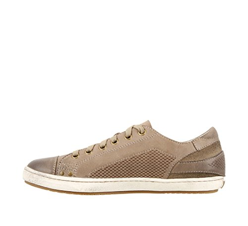 Taos Women's Capitol Taupe Oiled 8 B (M) US by Taos Footwear (Image #2)