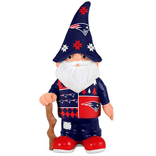 - New England Patriots Real Ugly Sweater Gnome - Busy Block