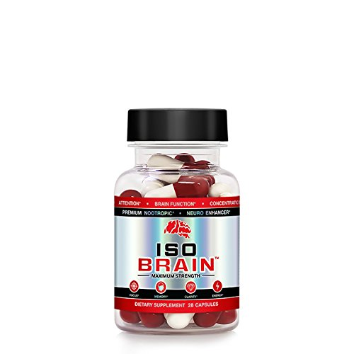 Brain Nootropic Supplement Capsules Acetly L Carnitine product image