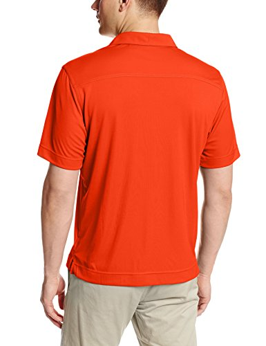 Cutter & Buck Men's Drytec Northgate Polo Cleaning Shirt - back