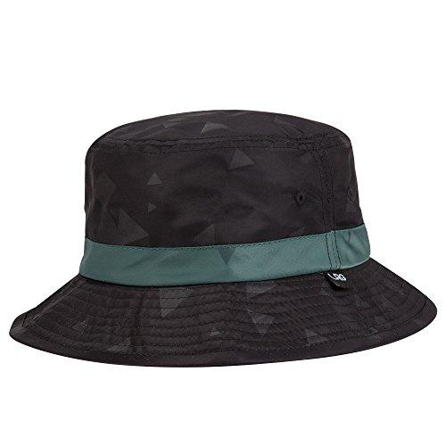 LRG Trinity Mens Bucket Hat, Black