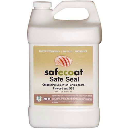 Afm Safecoat Safe Seal, White Gallon Can 1/Case