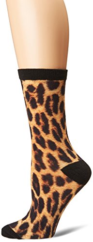 K. Bell Socks Women's Zoo Animals Crew