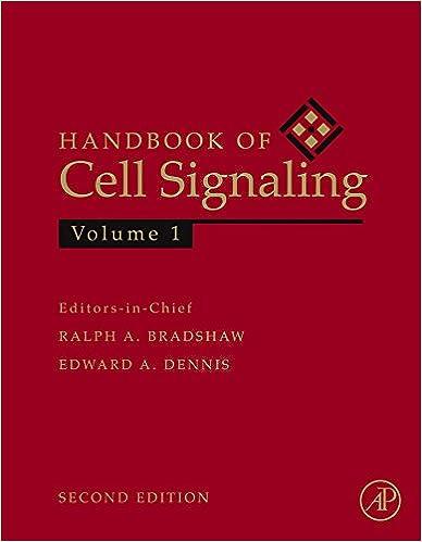 Handbook of Cell Signaling, Three-Volume Set (Cell Biology)