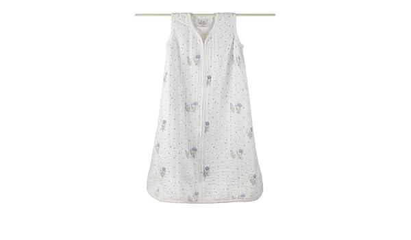 aden + anais 8082G - Saco de dormir clásico, prelavado y fabricado con muselina de 100% algodón: Amazon.es: Bebé