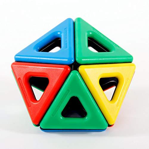 Polydron 50-1000 magneetset (32 stuks)