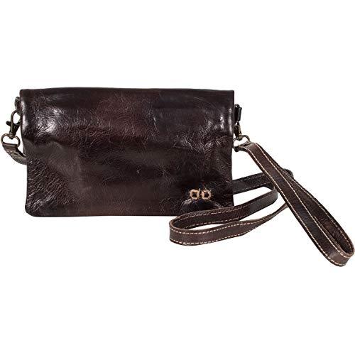 Bed Stu Women's Cadence Leather Wallet, Crossbody or Clutch