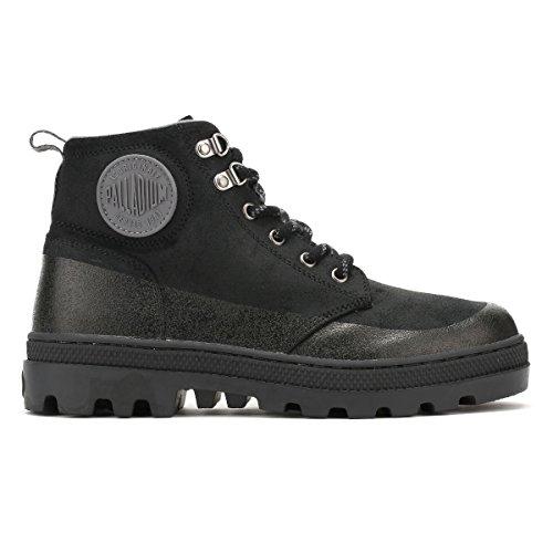 Palladium Herren Plboss Hikr M Hohe Sneaker, Braun Schwarz