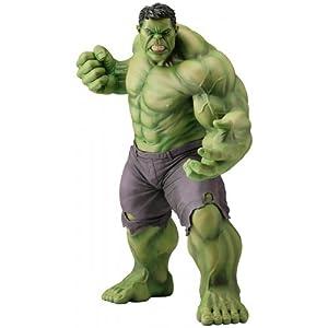 Amazon.com: Kotobukiya Marvel Comics ArtFX+ Hulk Statue