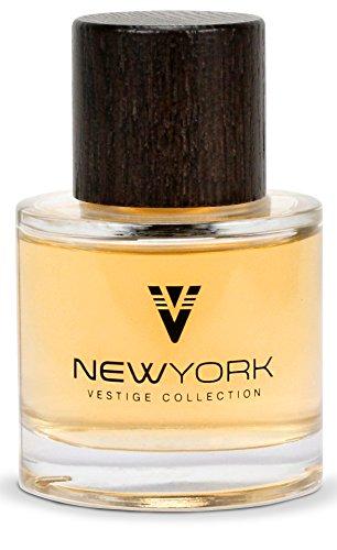 Vestige American Coastal New York Men's Cologne, Long Lasting, Fragrance, eau de toilette for Men, 1.7 ounce bottle (Long Lasting Perfumes)