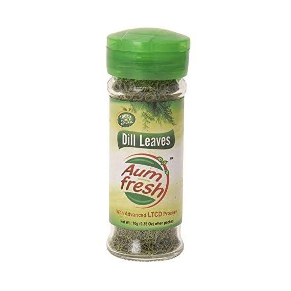 Aum Fresh Natural Organic Dill Leaves, 10 gm
