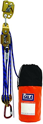[3M DBI-SALA Rollgliss 8701100 Packaged Micro Haul Kit, 5/16